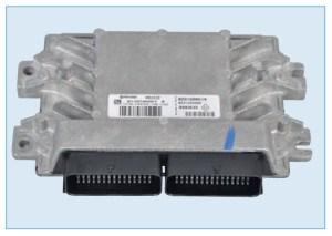 Электронный блок управления двигателя (ЭБУ)