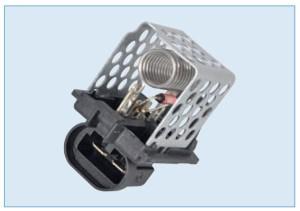 Дополнительный резистор вентилятора