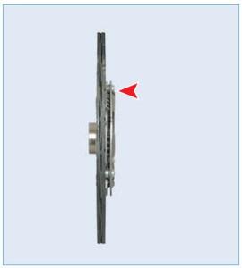Замена лапки сцепления на Донг Фенг 244 без раскатки.