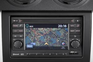Навигация и мультимедия от Nissan — производители обещают карту со всеми населенными пунктами РФ