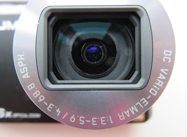 Объектив видеорегистратора