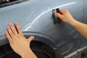 защита покрытия автомобиля