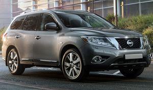 Nissan Pathfinder 2019