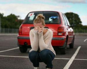 Боязнь вождения автомобиля